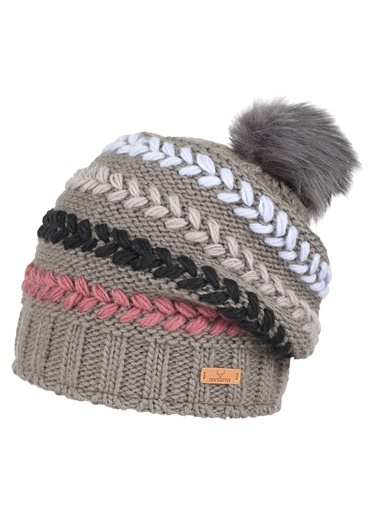 Nordbron Nimes Beanie Şapka Gri